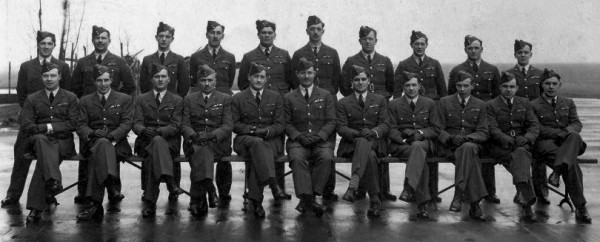 RAF group photos