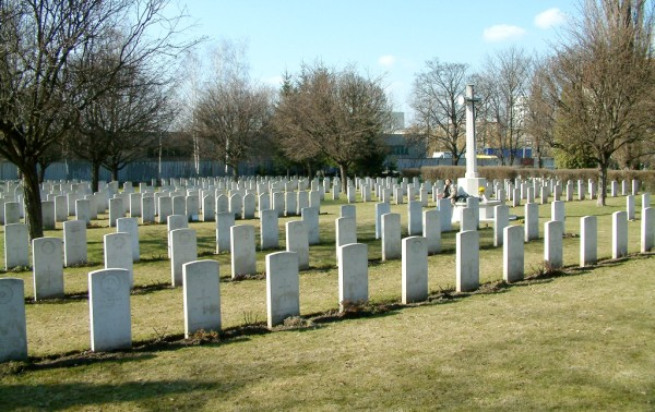 Commonwealth War Graves Section